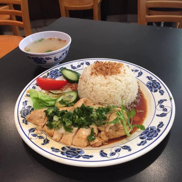 Hainanese Chicken Rice (1)