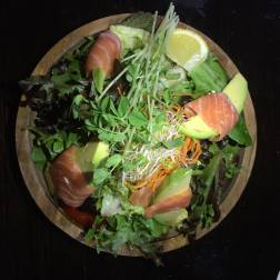 Salmon and Avocado Salad (2)