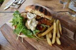 Soft Shell Crab Burger (2)