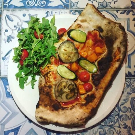 Vegetariana Calzoni