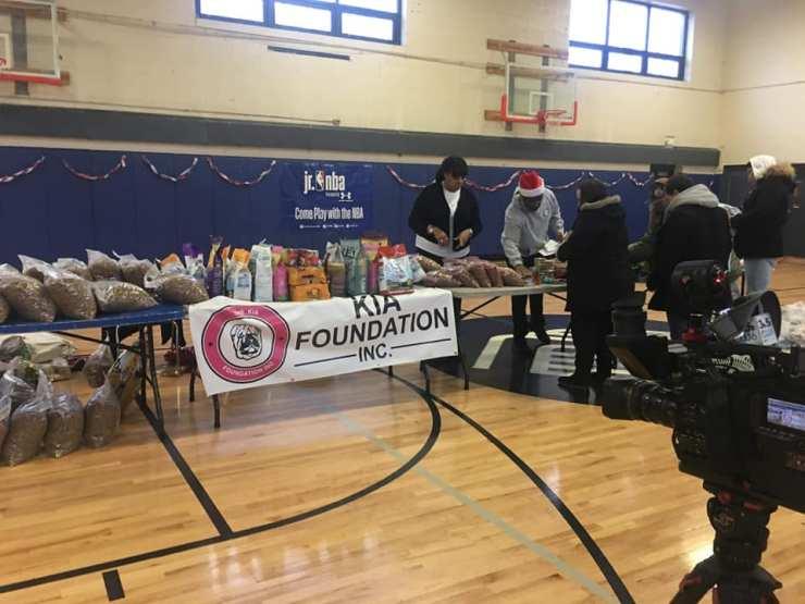 BGC Giveaway The Kia Foundation