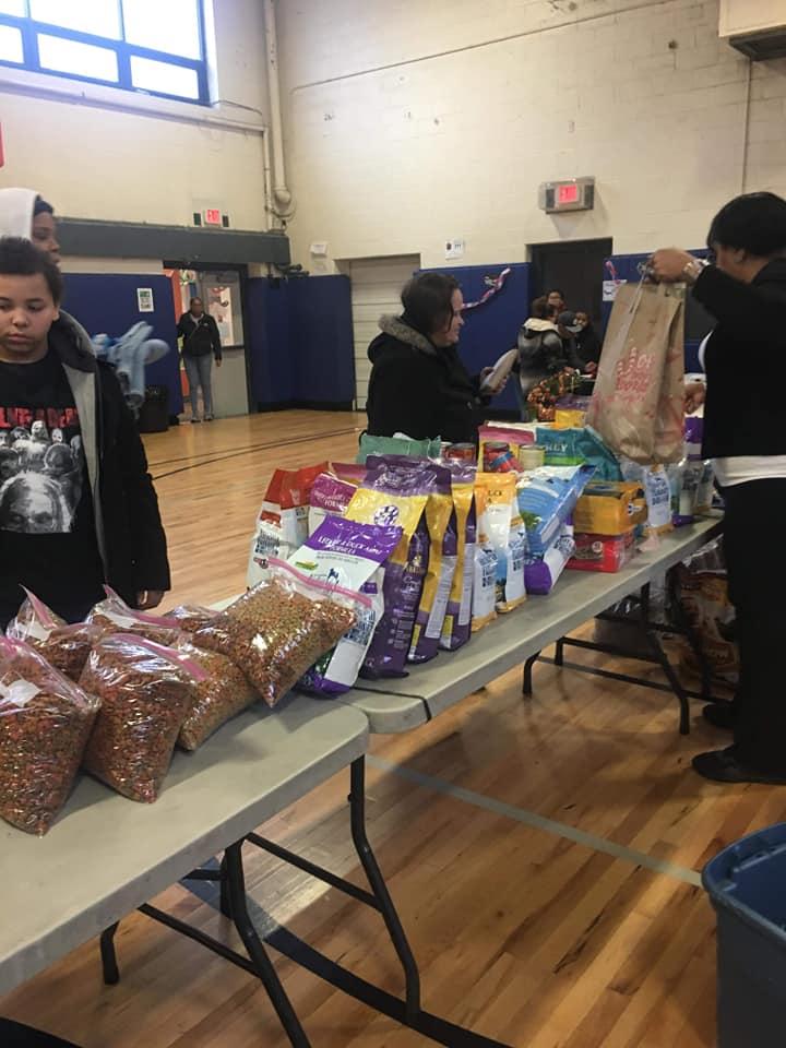 BGC Westside Pet Food Giveaway Central New York