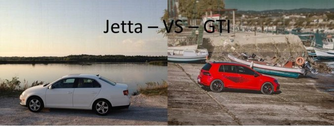 Kicker Temp VW Jetta vs GTI