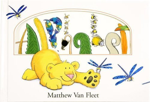 Alphabet Book - The Best Books for 1 Year Olds