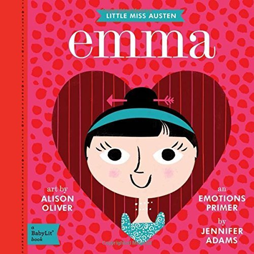 Emma BabyLit Book - The Best Books for 1 Year Olds