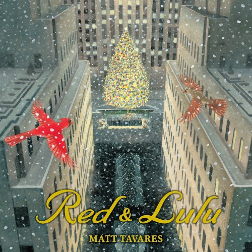 Red and Lulu Book - one of the Best Christmas Picture Books