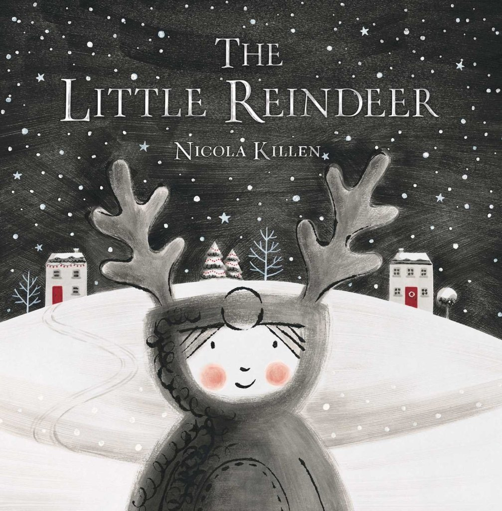 The Little Reindeer Book - one of the Best Christmas Picture Books