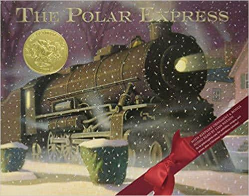 The Polar Express - Christmas Book