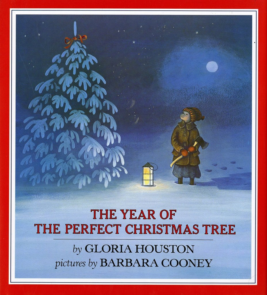 The Year of the Perfect Christmas Tree Book - one of the Best Christmas Picture Books