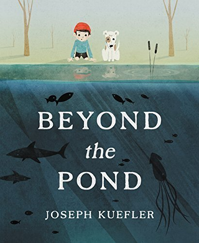 Beyond the Pond Book - nature books for preschoolers
