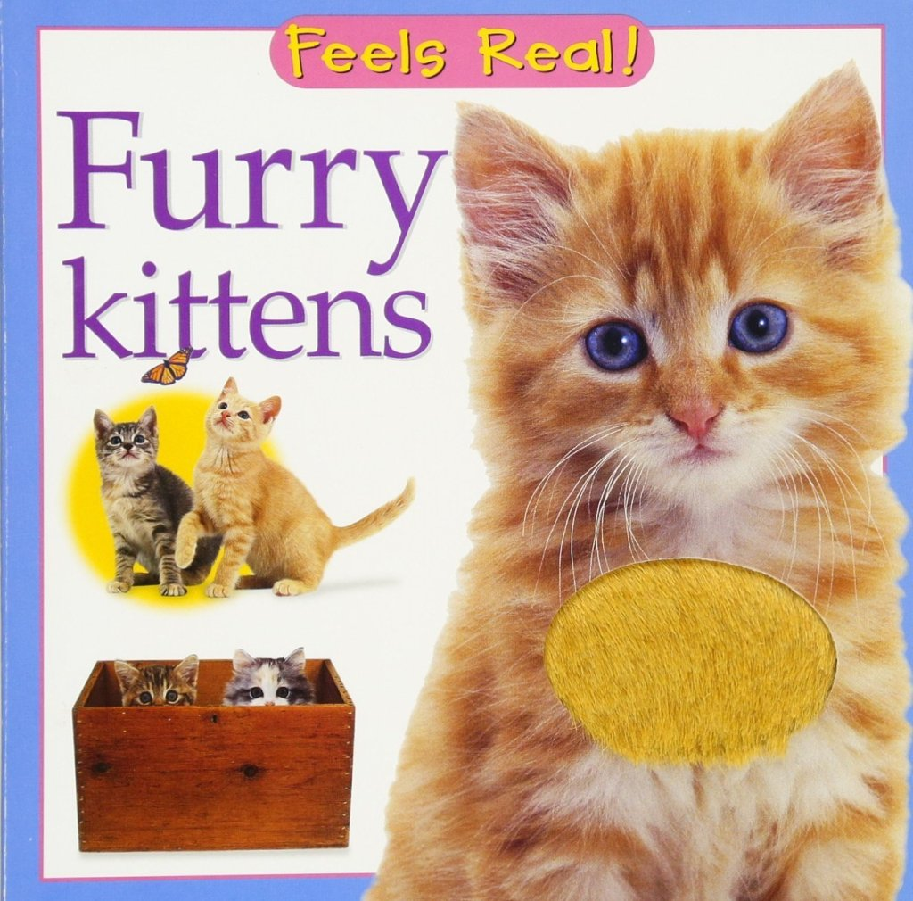 Furry Kittens - - Featured on a book list of cat books for kids