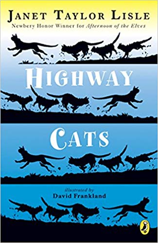 Highway Cats - Featured on a book list of cat books for kids