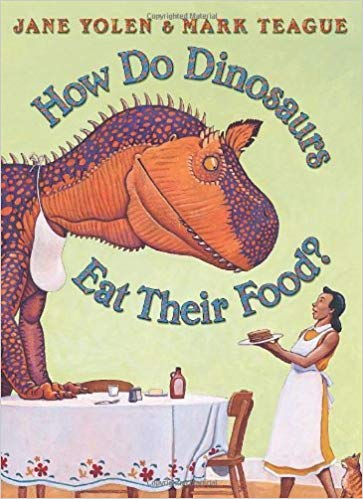 How Do Dinosaurs Eat Their Food?  - Children's Books on Manners