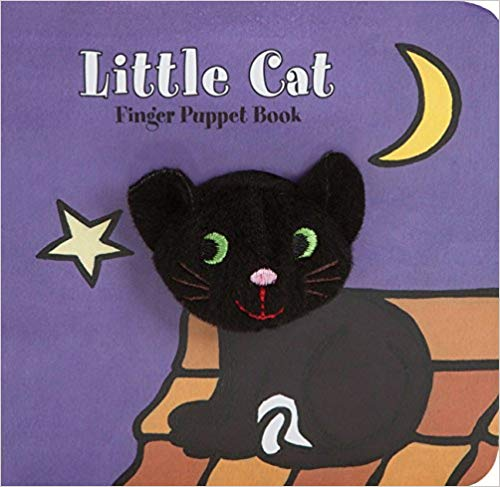 Little Cat: Finger Puppet Book - Featured on a book list of cat books for kids