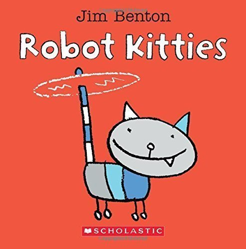 Robot Kitties Book