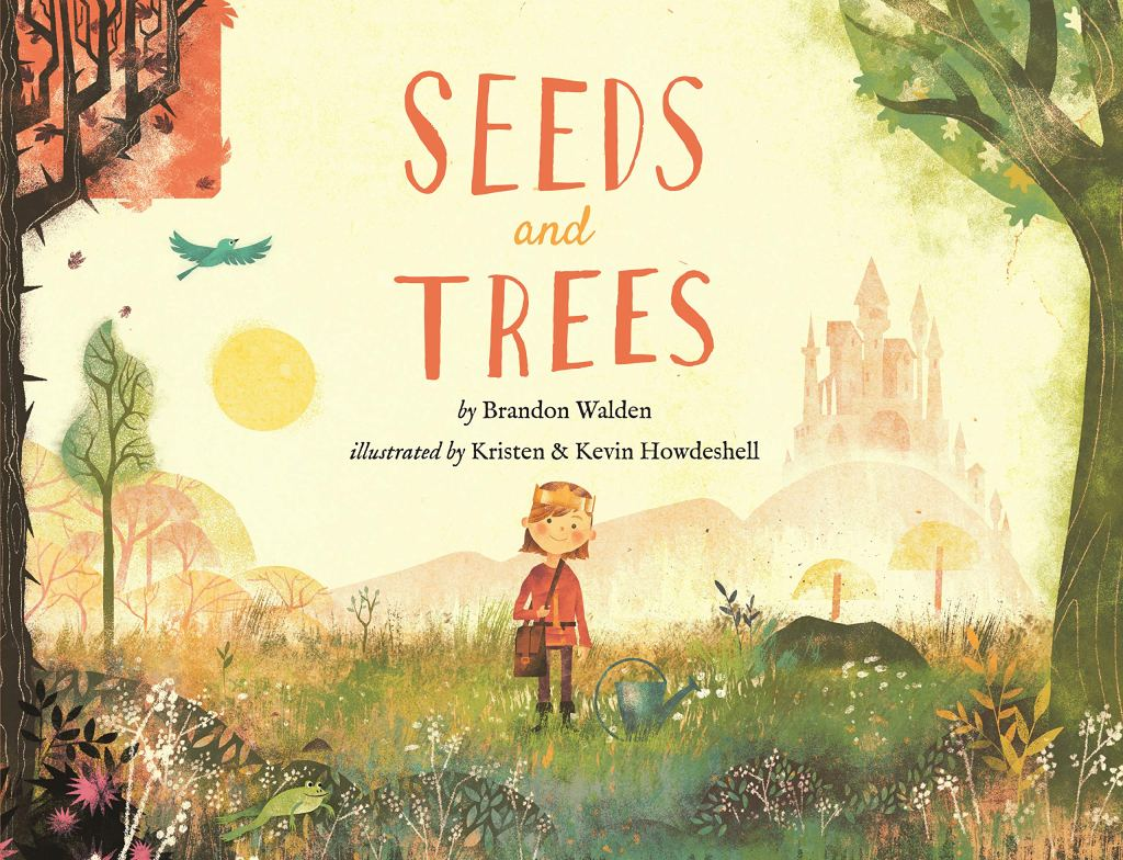Seeds and Trees - nature books for preschoolers