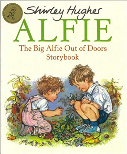 The Big Alfie Out of Doors Storybook - nature books for preschoolers