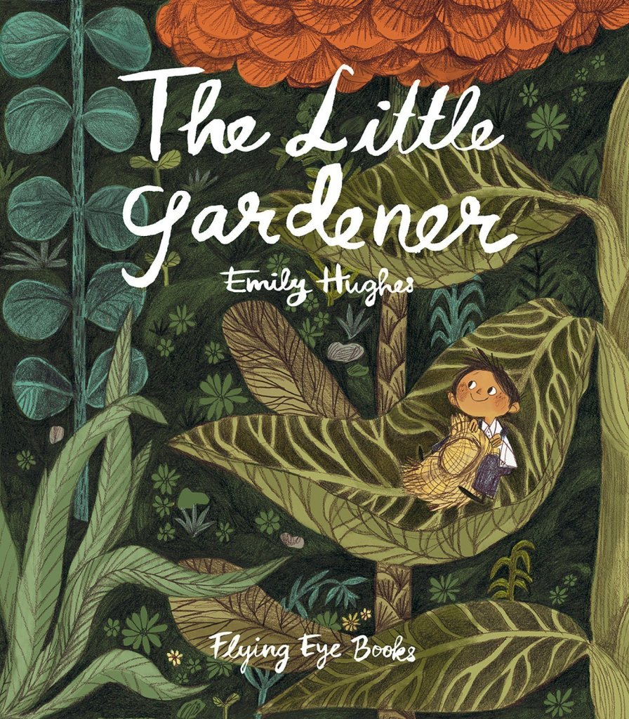 the Little Gardener Book - children's book about nature