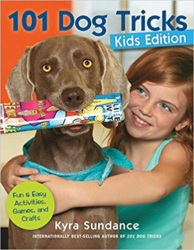 101 Dog Tricks, Kids Edition - children's books about dogs