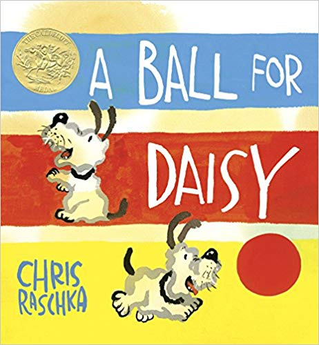 A Ball for Daisy - children's books about dogs