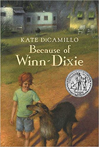 Because of Winn-Dixie - children's books about dogs