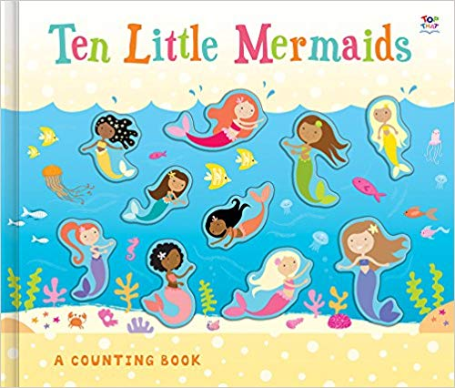Ten Little Mermaids