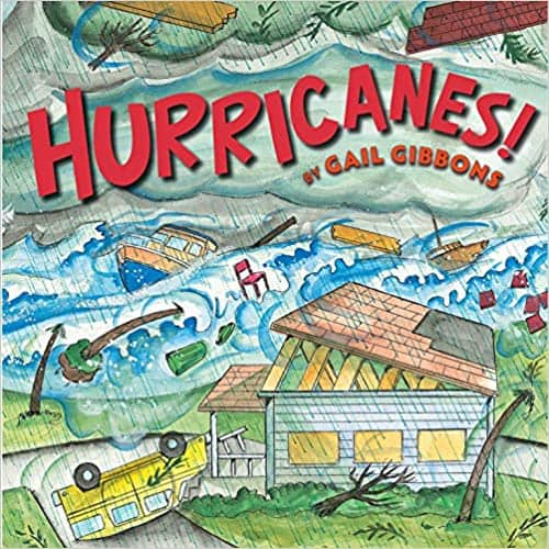 Hurricanes! by Gail Gibbons