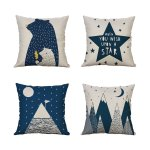 Heyhousenny Decorative Throw Pillow Covers
