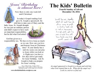 the-kids-bulletin-4th-sunday-of-advent