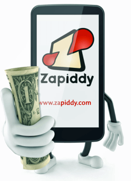 zapiddy logo mission giveaway