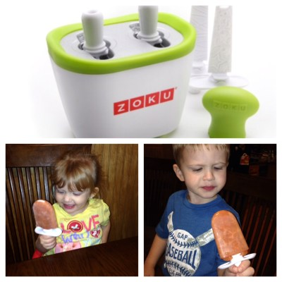 Zoku Duo Pop Maker