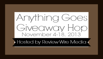 Anything Goes Giveaway Hop November