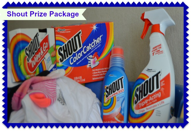 Shout Prize Package