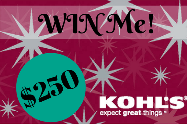 kohl'spinterestcontest