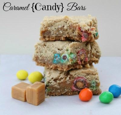 Caramel Candy Bars (12 Days Of Desserts)