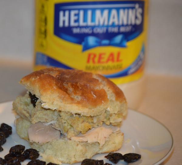 hellmann's sandwich