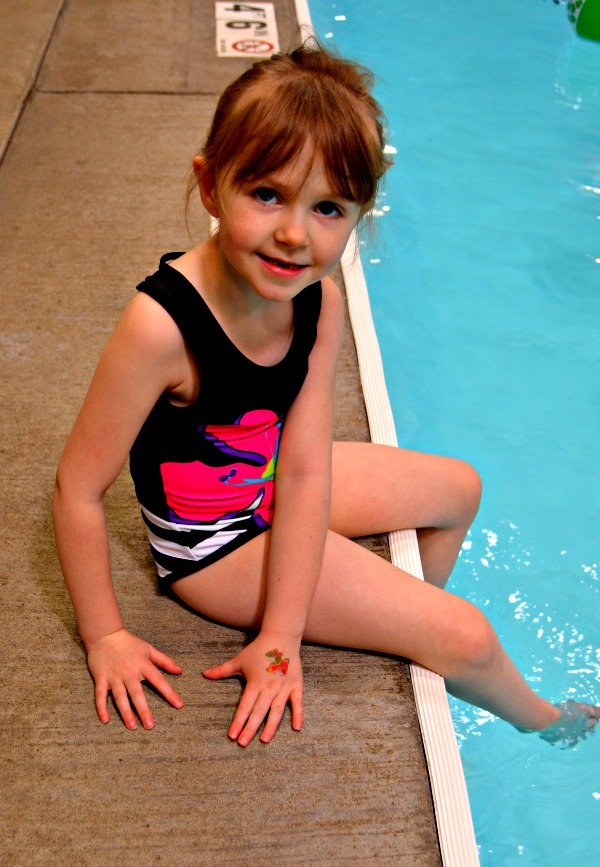 Panama Swimsuit from Limeapple