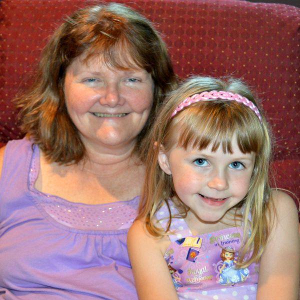 Bella & Grandma
