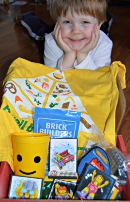 Subscribe To #BrickSwag For Monthly Lego Fun!