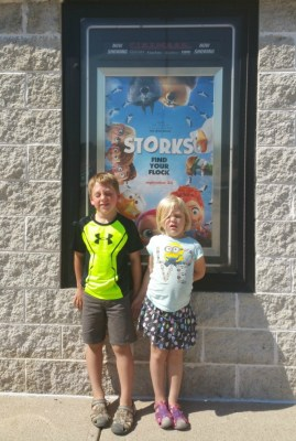 Storks Find Their Flock In Theaters Today!