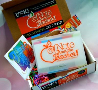 Teacher Peach Brings Smiles To Hard Working Teachers!