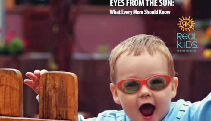 Real Kids Shades Makes Traveling With Kids Easy