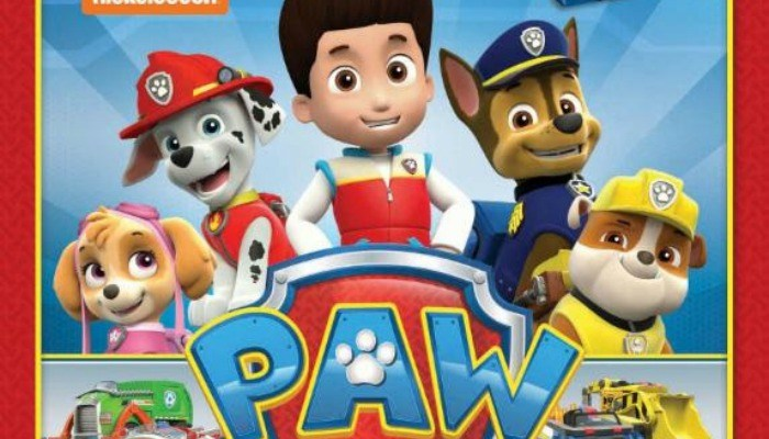 Blaze and The Monster Machines: Blaze of Glory & PAW Patrol Gift Sets Giveaway
