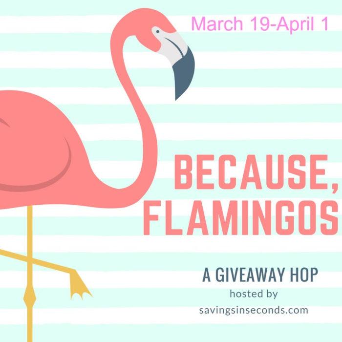 because flamingos