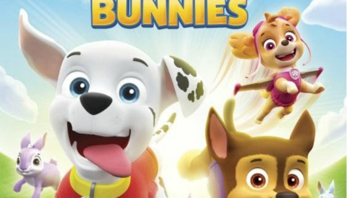 PAW Patrol: Pups Save the Bunnies On DVD