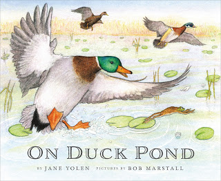 On Duck Pond Children's Book Blog Tour