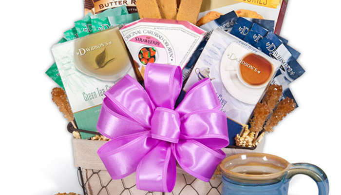 Celebrate Super Mom With A Gift Basket
