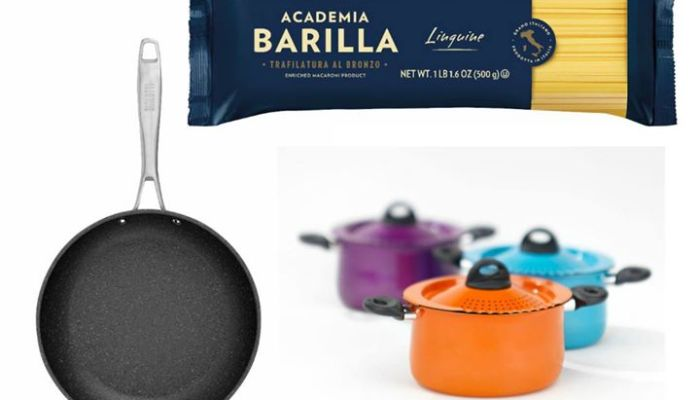 Academia Barilla Prize Package Giveaway