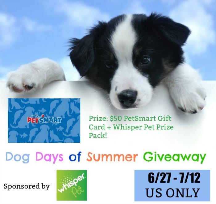 petsmart giveaway