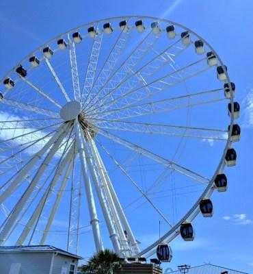 See It All In Myrtle Beach Via The Skywheel